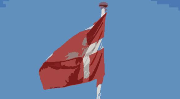danskflagg