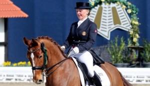 """Er kvalifisert: Cathrine Ramsussen og Fernandez. (Foto: """"Horses and Dreams"""" 2013)"""