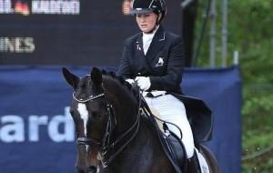 Er kvalifisert: Ellen Birgitte Farbrot og Tailormade Akon Askelund. (Foto: LL-Foto.de)