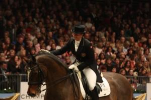 Er kvalifisert: Lillann Jebsen og Pro-Set. (Foto: Carina E Carlsen.)