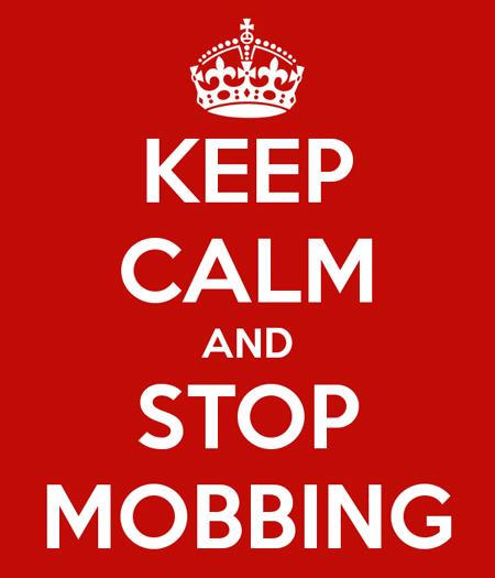 stop mobbing